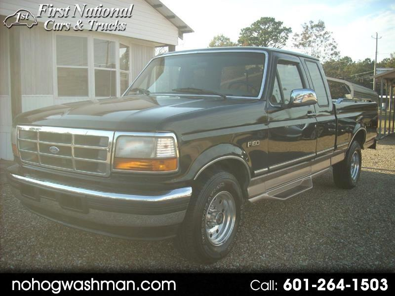 Ford F-150 Special SuperCab Short Bed 2WD 1996
