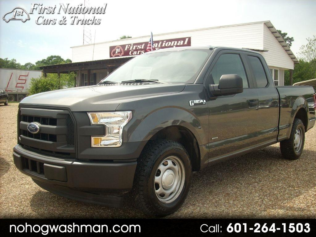 Ford F-150 XL SuperCab 8-ft. 2WD 2017