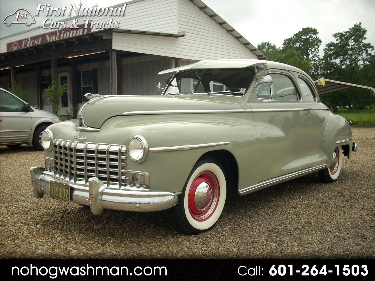 Dodge 5 window  1947