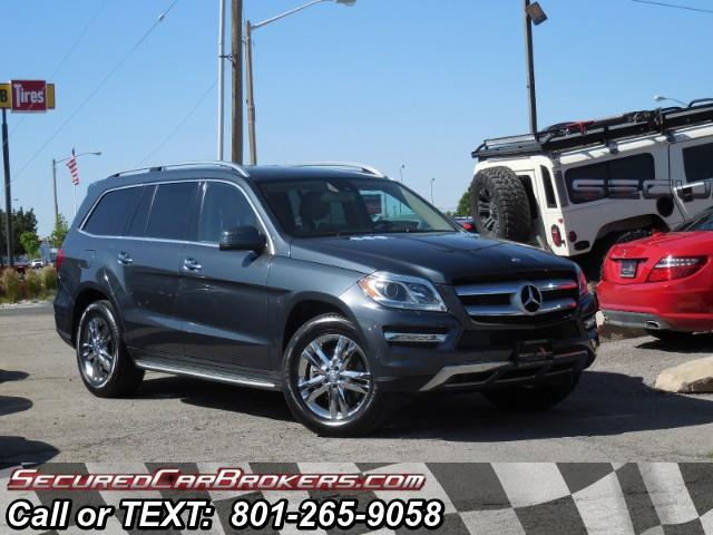 Used 2014 Mercedes Benz GL Class For Sale In Salt Lake City, UT 84107  Secured Car Brokers
