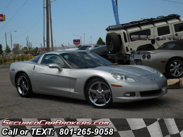 2007 Chevrolet Corvette Coupe LT3