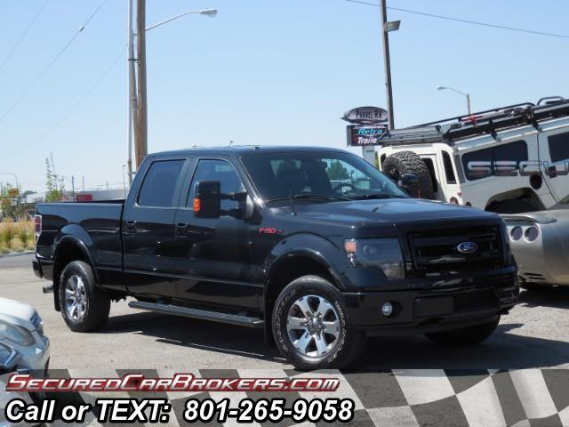 2013 Ford F-150 FX4 SuperCrew 6.5-ft. Bed 4WD