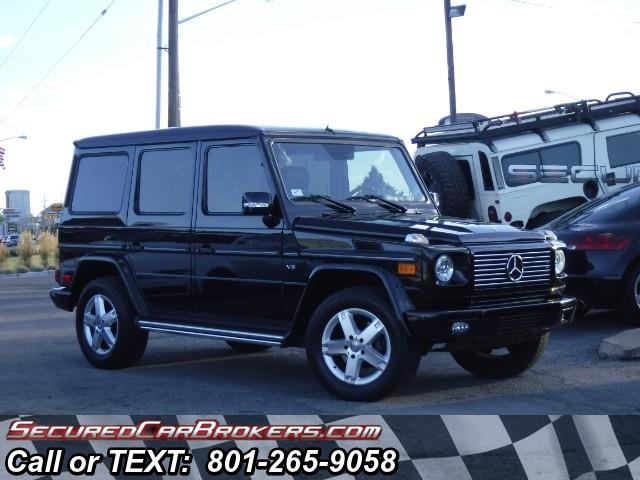 Used 2008 Mercedes Benz G Class For Sale In Salt Lake City, UT 84107  Secured Car Brokers