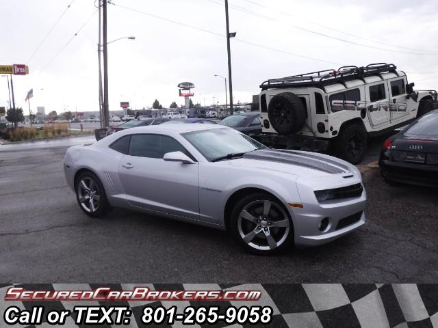 2010 Chevrolet Camaro 2SS Coupe
