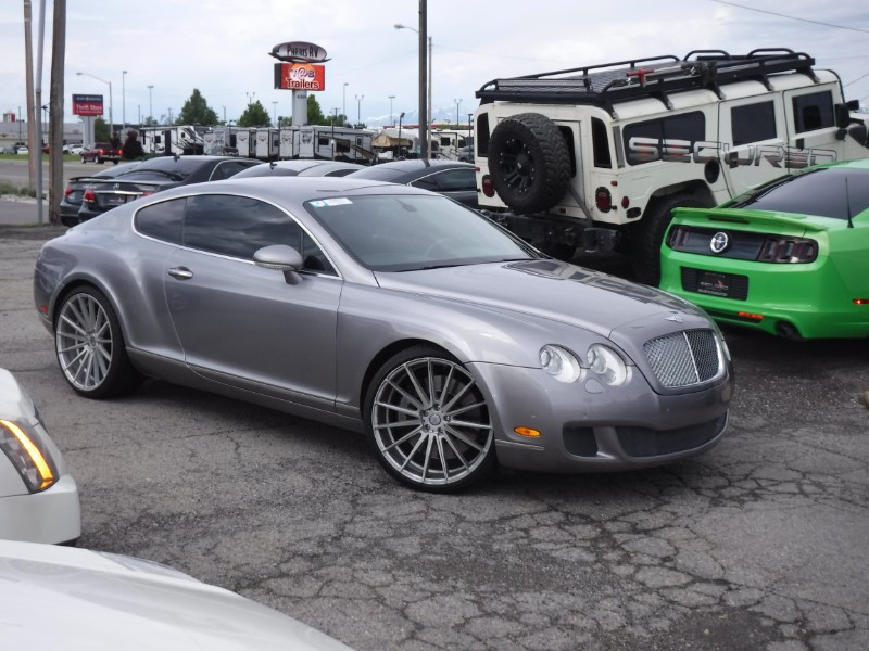 2006 Bentley Continental GT Coupe Mulliner