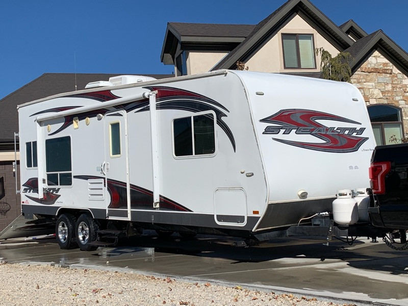 2013 Forest River Stealth (Toy Hauler) 2410