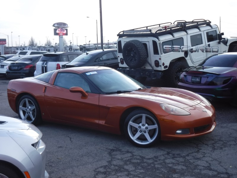 Chevrolet Corvette Coupe LT3 2007