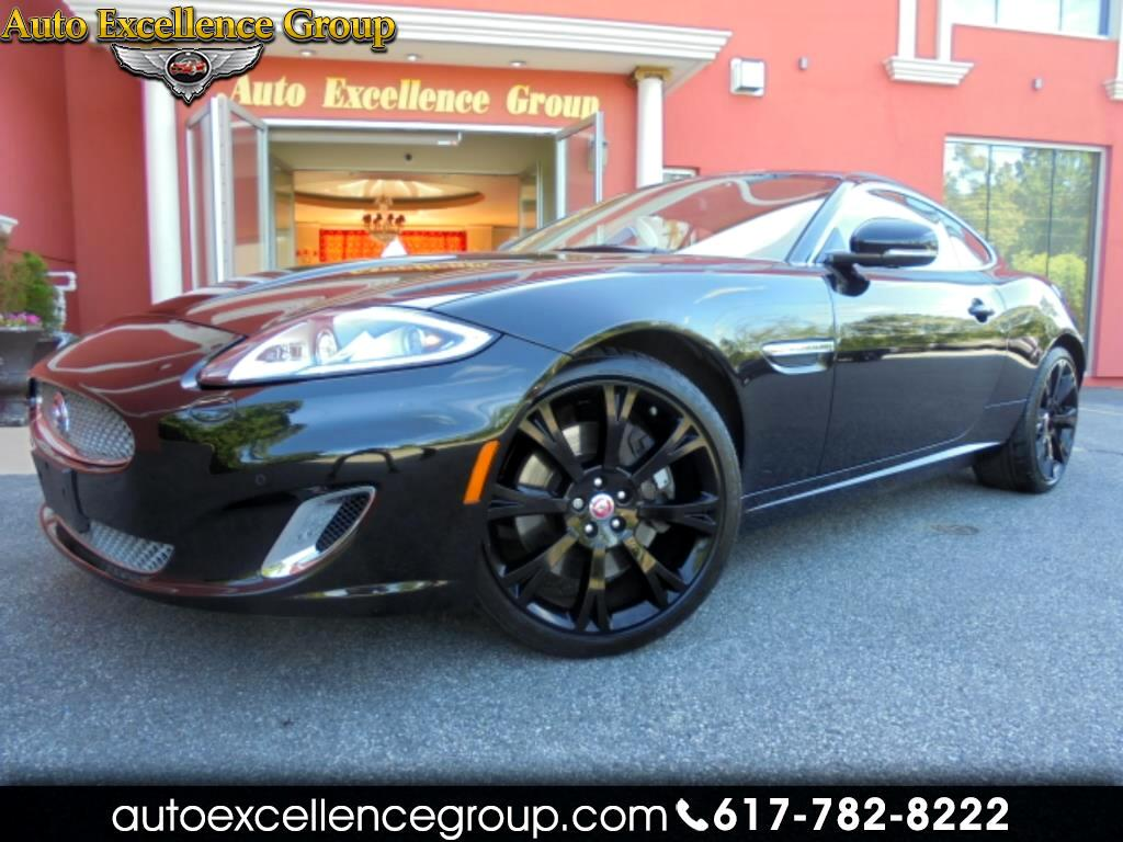 2015 Jaguar XK-Series XK Portfolio Coupe