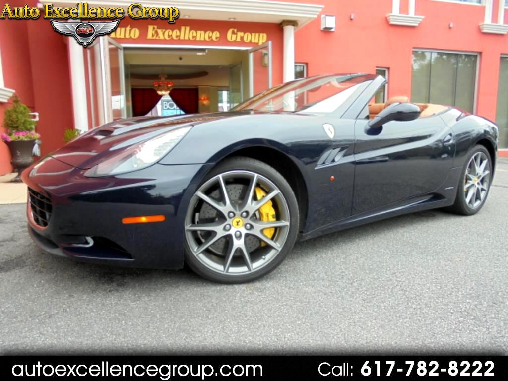 2012 Ferrari California Convertible GT