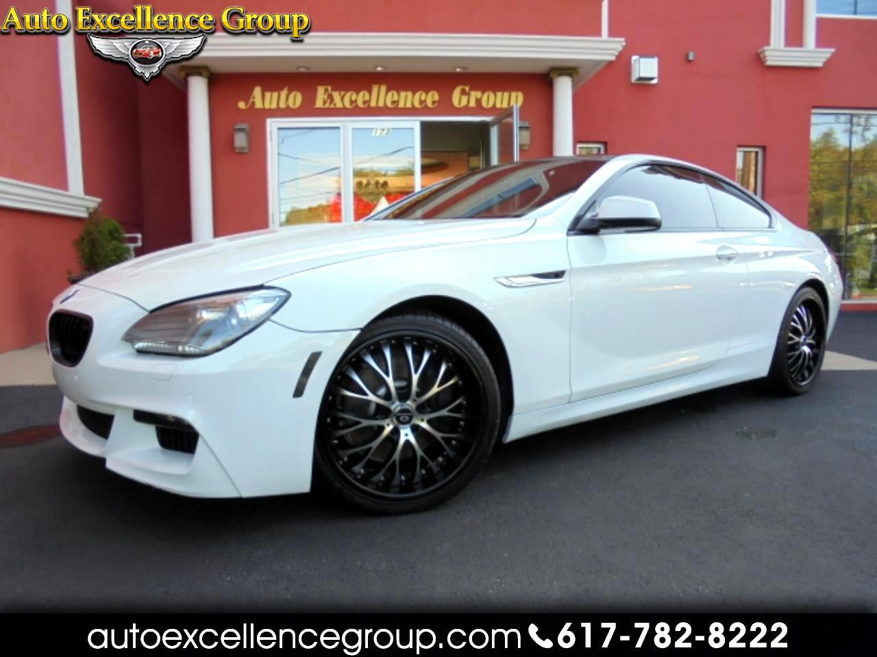 2013 BMW 6-Series 640i Coupe