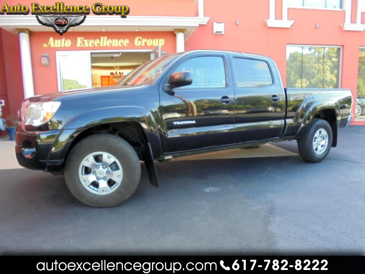 2011 Toyota Tacoma DOBLE CAB LONG BED V6 AWD SR5