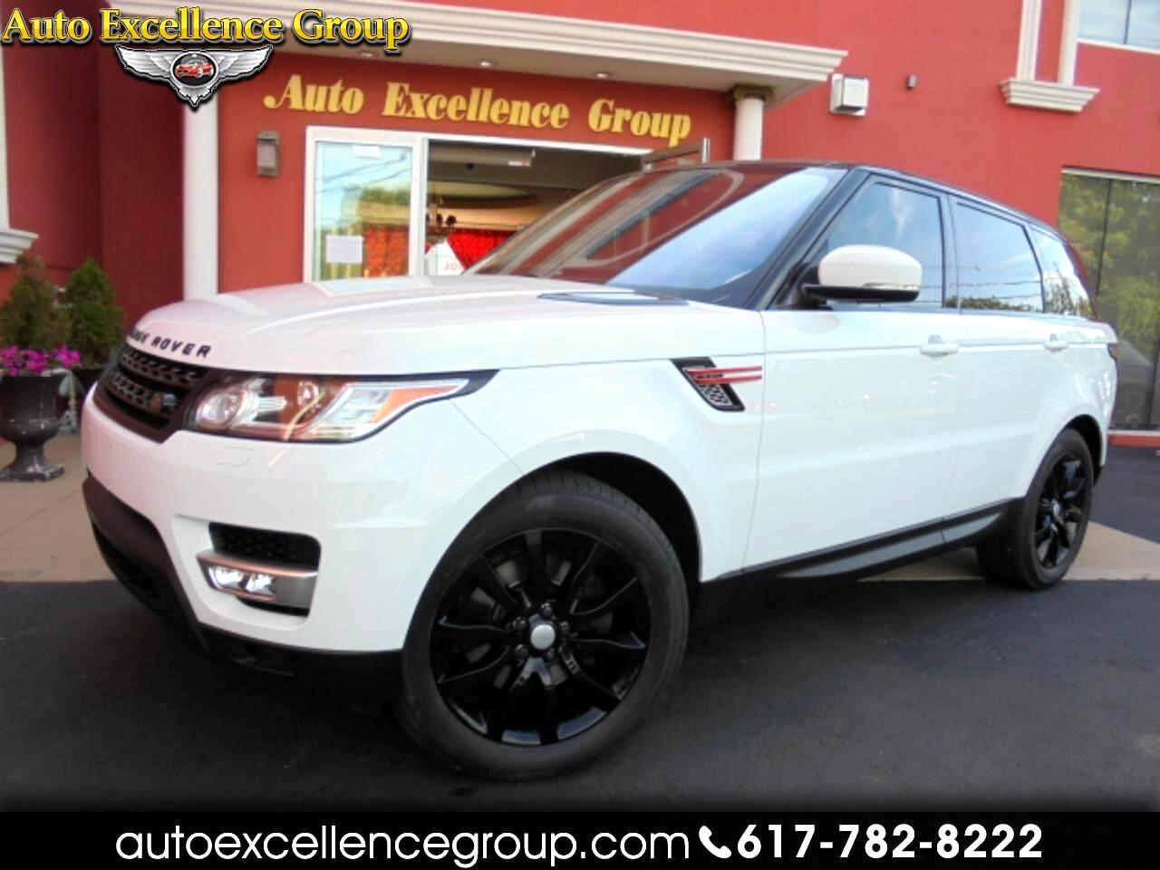 used 2016 land rover range rover sport hse for sale in boston ma 01906 auto excellence group auto excellence group