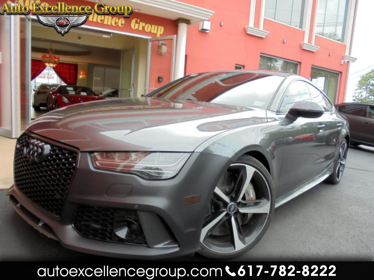 Audi RS7 Performance Prestige quattro 2016