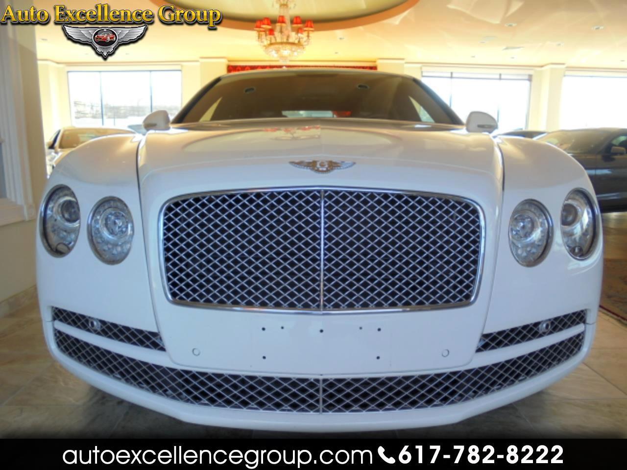 Bentley Continental Flying Spur V8 2016