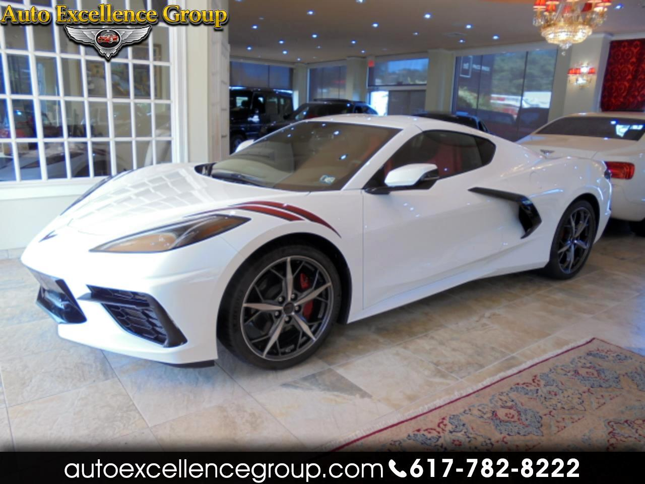Chevrolet Corvette 1LT Coupe 2020