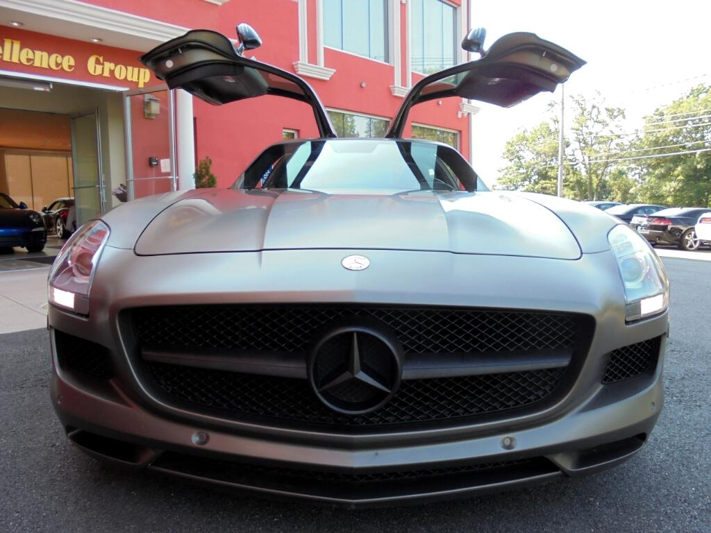 2014 Mercedes-Benz SLS AMG GT Coupe