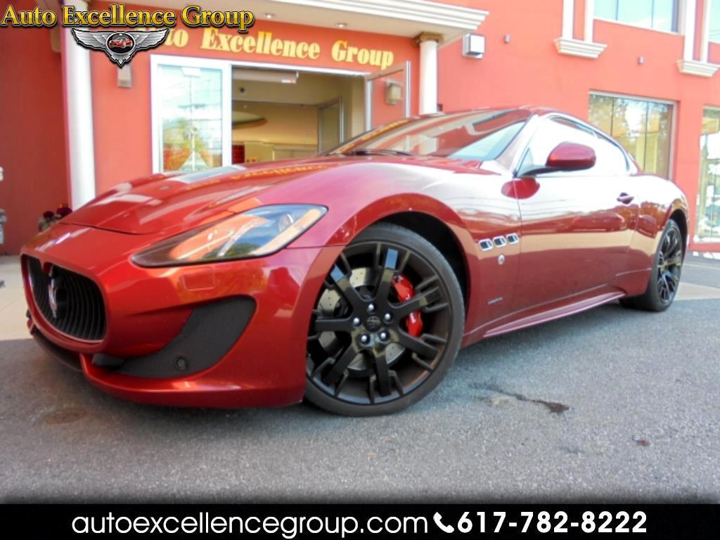 Maserati GranTurismo Sport Coupe 2014