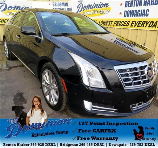 2014 Cadillac XTS Luxury FWD