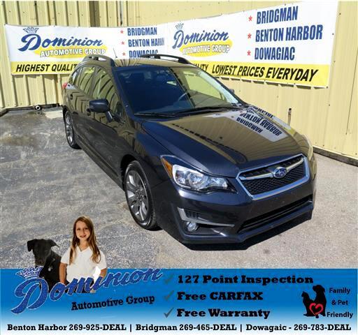 2015 Subaru Impreza 2.0i Sport Premium PZEV CVT 5-Door