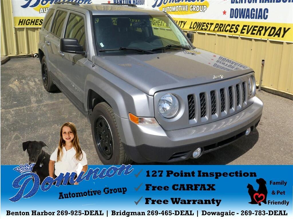 2017 Jeep Patriot Sport 2WD