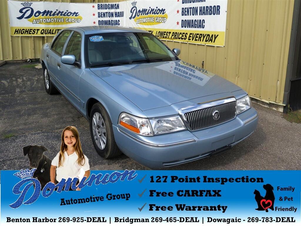 2004 Mercury Grand Marquis GS Convenience