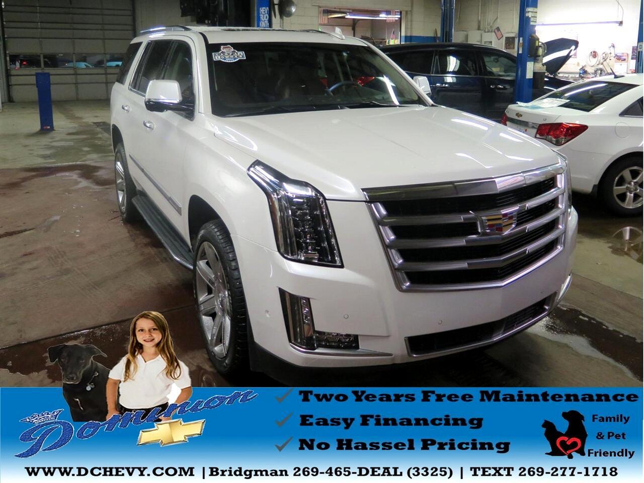 2018 Cadillac Escalade Premium 4WD
