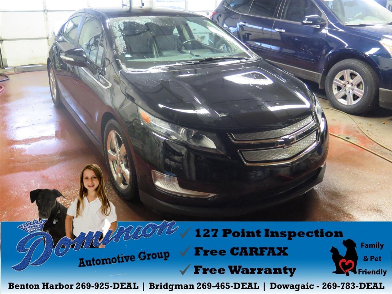 2012 Chevrolet Volt Premium w/ Navigation