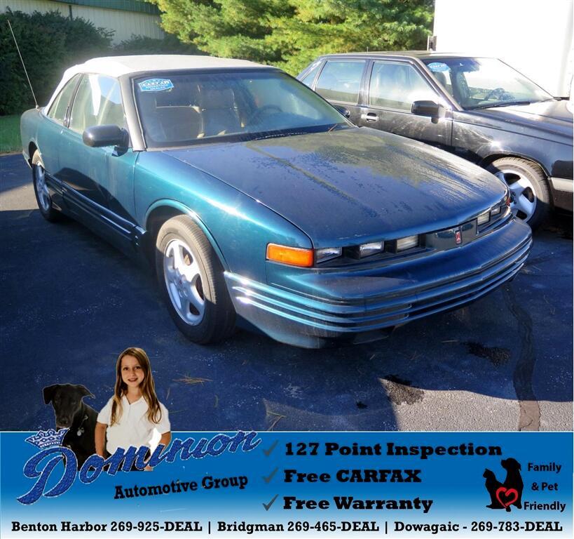1995 Oldsmobile Cutlass Supreme Convertible