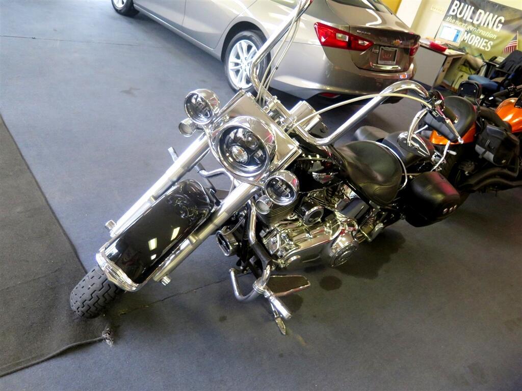 2009 Harley-Davidson FLSTN