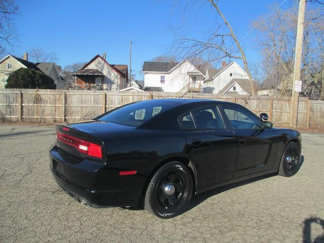 2013 Dodge Charger Police