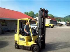 20000 Hyster Forklift