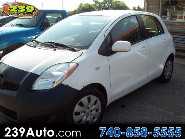 2010 Toyota Yaris 5dr LB Man (Natl)