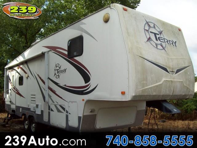 2008 Terry 5th Wheel