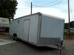 2004 Trailer Aluminum