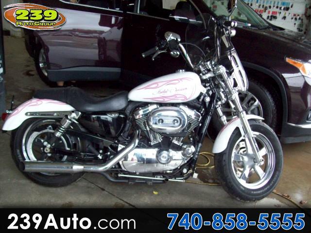 2012 Harley-Davidson Sportster 1200 Low