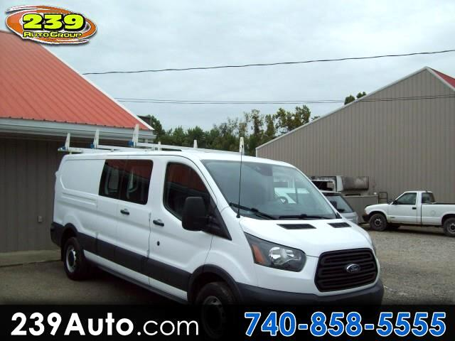 "2016 Ford Transit Cargo Van T-250 148"" Low Rf 9000 GVWR Swing-Out RH Dr"