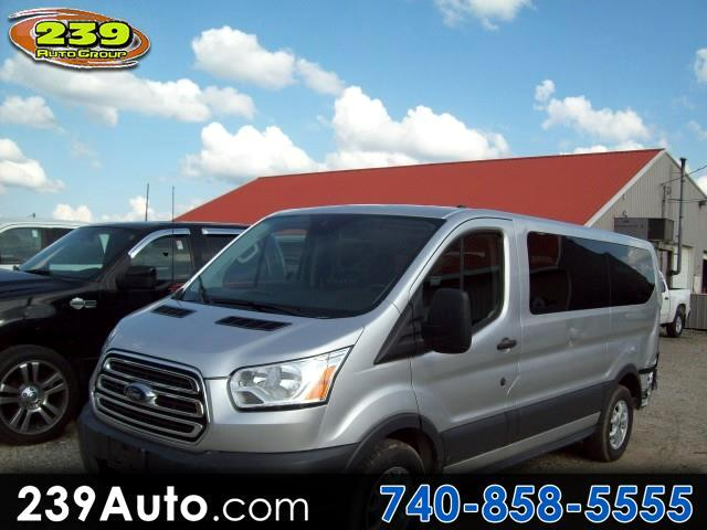 "2015 Ford Transit Wagon T-150 130"" Low Roof XLT Sliding RH Dr"