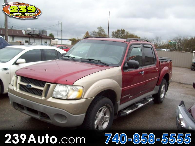 2001 Ford Explorer Sport Trac 4dr 126