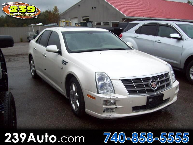 2008 Cadillac STS 4dr Sdn V6 RWD w/1SB