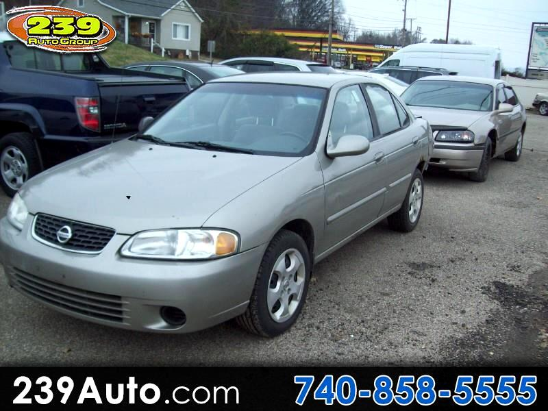 2003 Nissan Sentra 4dr Sdn GXE Auto
