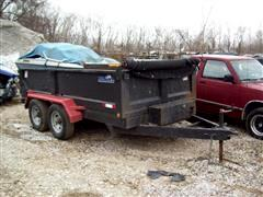 2015 Trailer Mini Dump