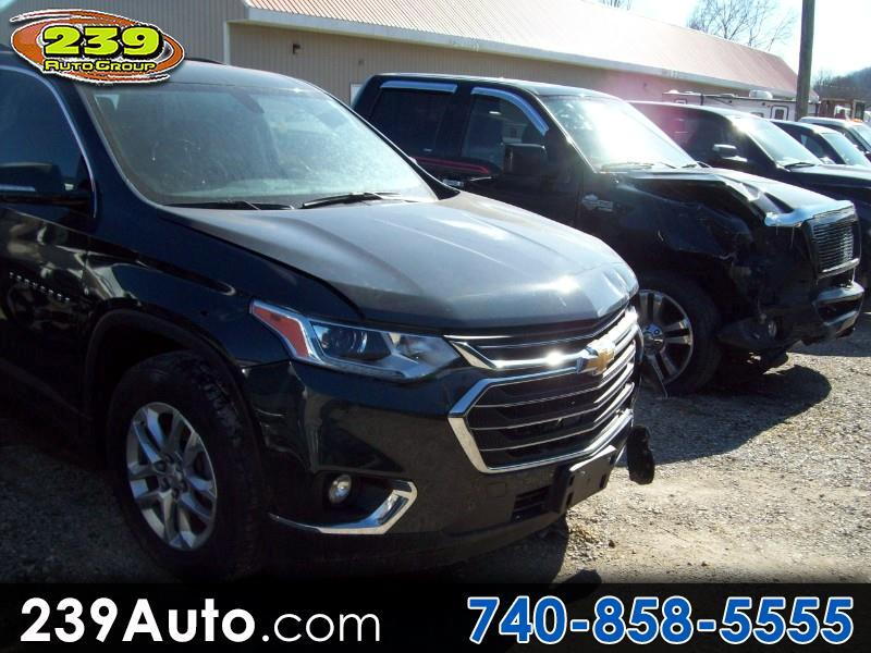 2018 Chevrolet Traverse AWD 4dr LT Cloth w/1LT