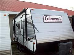 2016 Coleman Travel Trailer