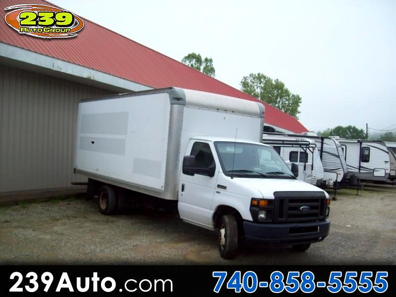 "2012 Ford Econoline Commercial Cutaway E-350 Super Duty 138"" 5-Spd SRW"