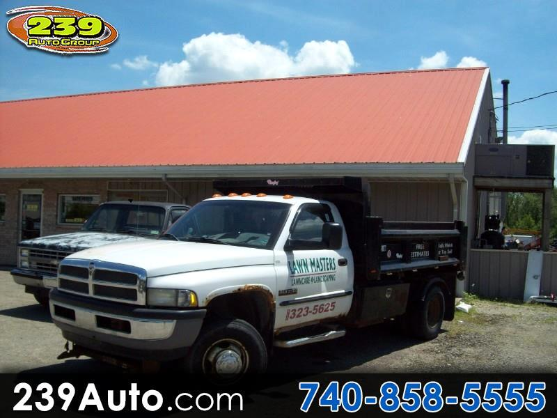 "2001 Dodge Ram BR3500 139"" WB, 59.7"" CA DRW 4WD"