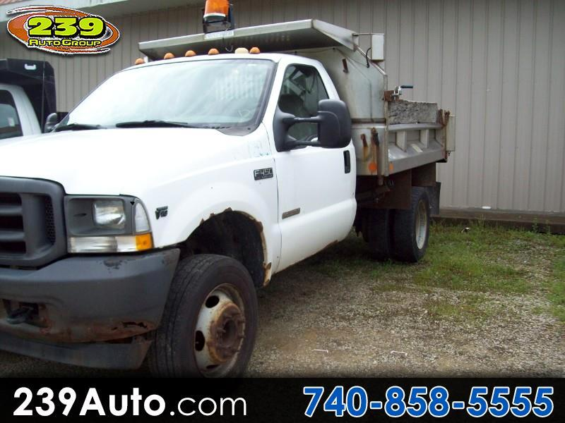 2003 Ford Super Duty F-450 DRW Reg Cab 141