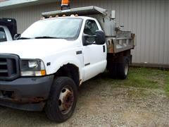 2003 Ford Super Duty F-450 DRW