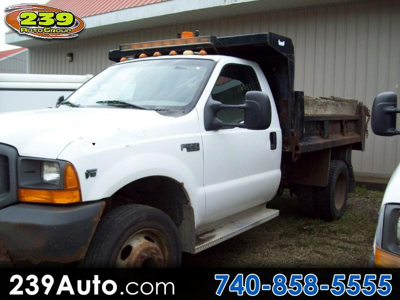 "1999 Ford Super Duty F-450 Reg Cab 141"" WB XL"