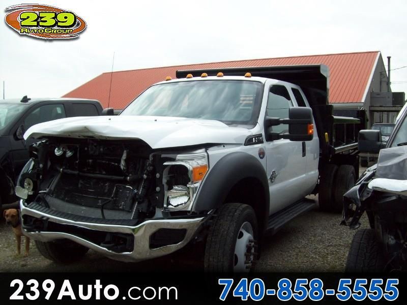 "2016 Ford Super Duty F-550 DRW 2WD SuperCab 162"" WB 60"" CA Lariat"