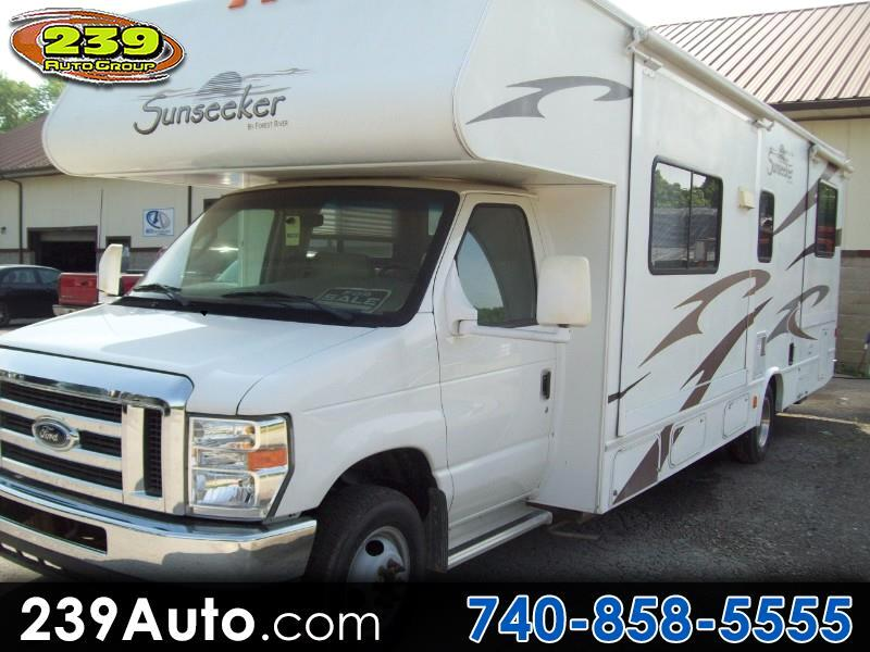 2008 Ford Econoline Commercial Cutaway E-450 Super Duty 158